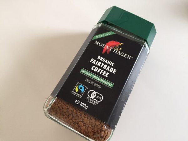 計量キャップ(インスタントコーヒー用)