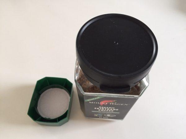 計量キャップ(インスタントコーヒー用)5