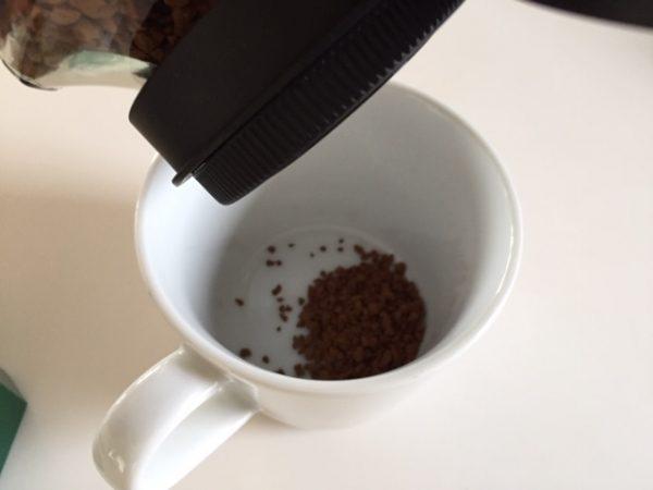 計量キャップ(インスタントコーヒー用)7