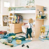 ロフトベッドのレイアウト実例集!狭い空間を活用しておしゃれなお部屋作り♪