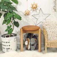 【簡単DIY】おしゃれスツールの作り方!自分好みの椅子が欲しい人におすすめ♪