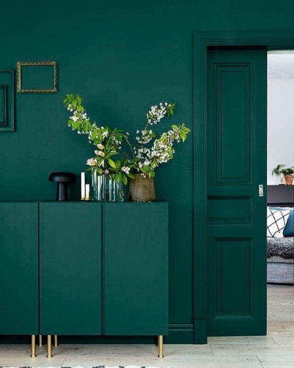建具や家具と色を合わせる