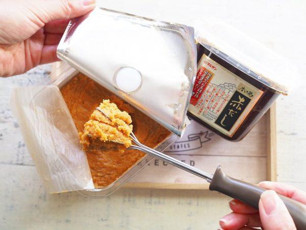 【セリア】美味しいお味噌汁を作れるマドラー
