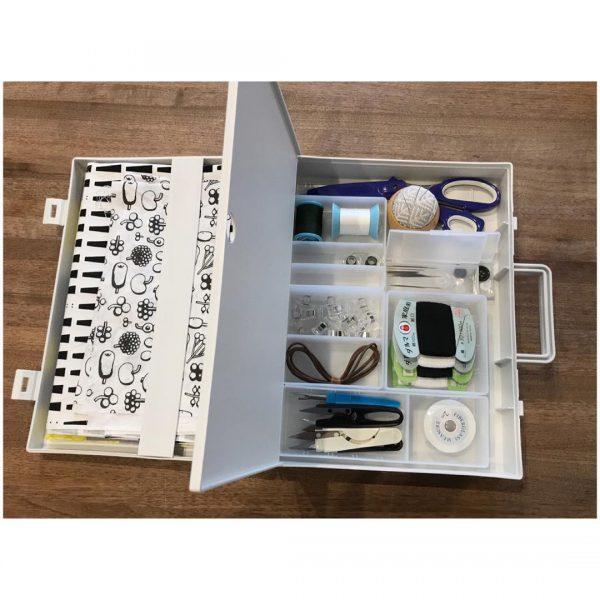 裁縫道具 収納アイデア5