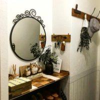 一人暮らしの玄関をおしゃれに見せるアイデア実例!収納もすっきり使いやすく♪