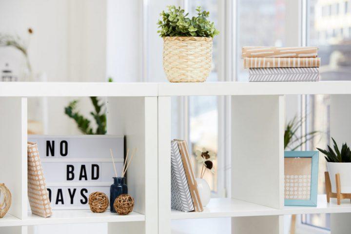 おすすめ本棚とおしゃれに本を飾るコツ2