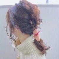 紐を使ったヘアアレンジ15選!簡単に真似できるおしゃれな結び方をご紹介♪