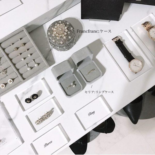 指輪 収納 アイデア7
