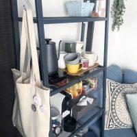 《エコバッグ&エプロン》の収納方法をご紹介!主婦の必需品を使いやすく整えよう♪