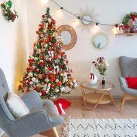 洗練されたクリスマスディスプレイアイデア!素敵すぎる海外インテリアを参考に♡