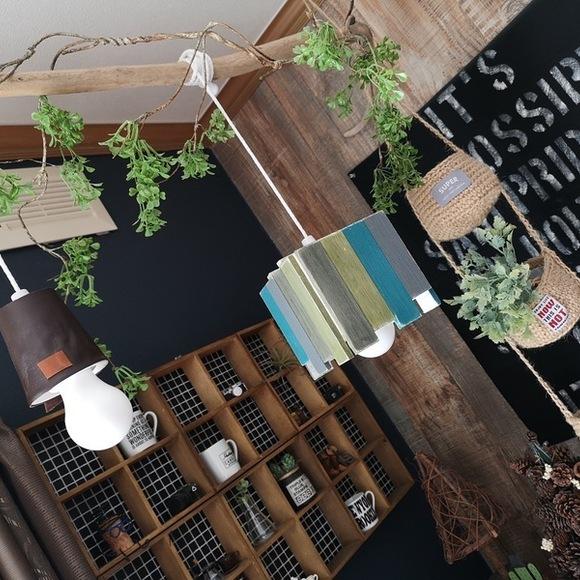 Đèn trang trí nội thất thời trang DIY5