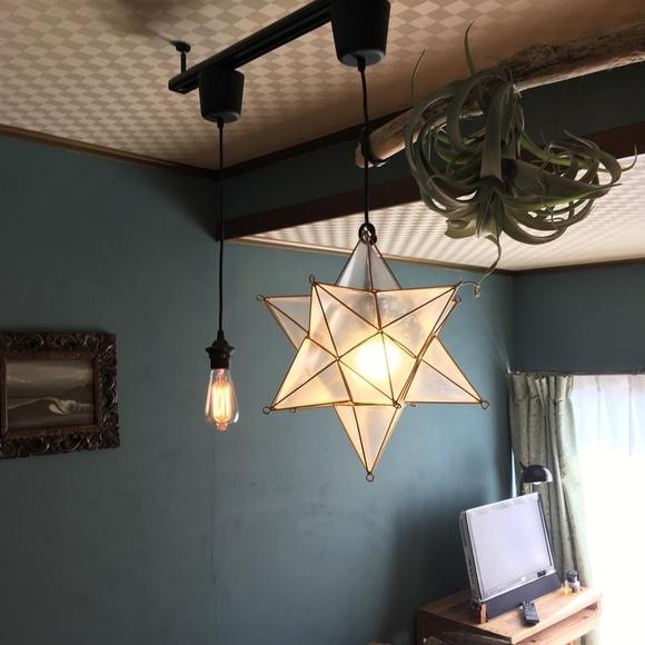 Đèn trang trí nội thất thời trang DIY2