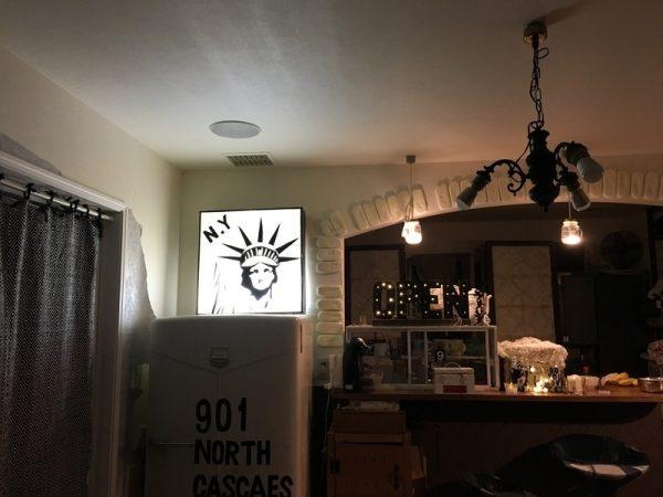 Đèn trang trí nội thất thời trang DIY8