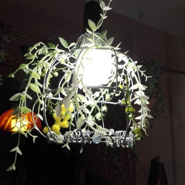 Đèn trang trí nội thất thời trang DIY