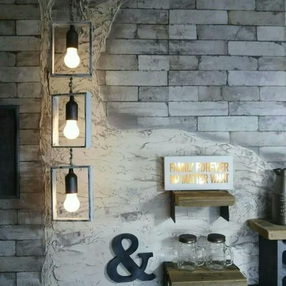 Đèn trang trí nội thất thời trang DIY4