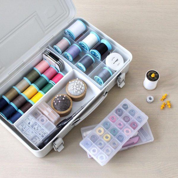 裁縫道具 収納アイデア9
