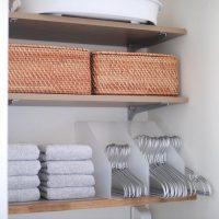 【無印良品】のアイテムで洗面所を整えよう!おすすめアイテム&収納実例