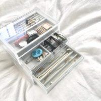 無印良品を活用した小物収納アイデア15選!引き出しやデスクがスッキリ♪