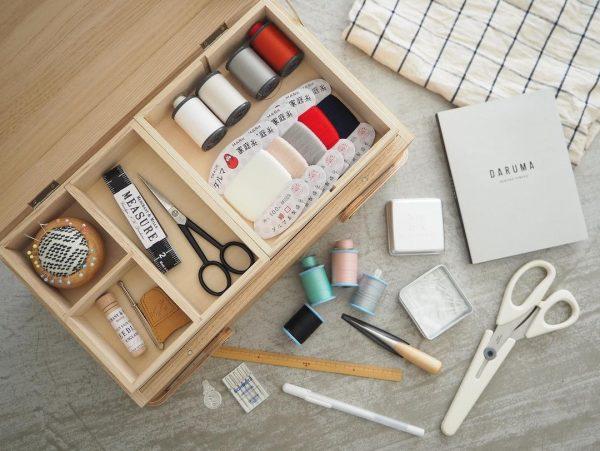 裁縫道具 収納アイデア6