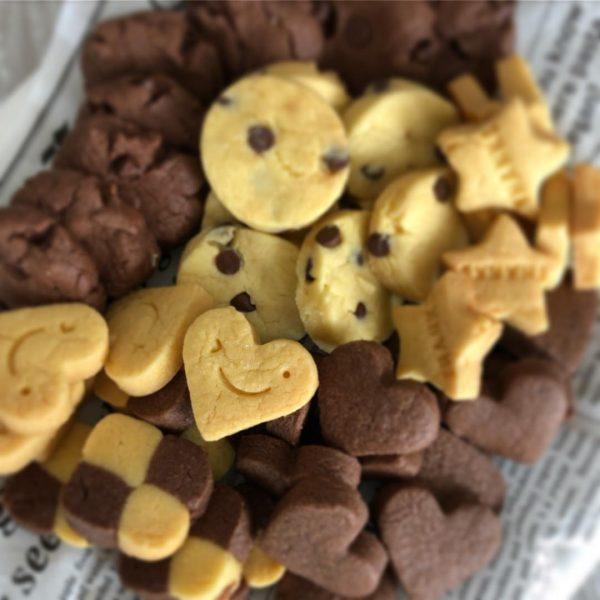 ホワイトデーに手作りが人気のチョコクッキー