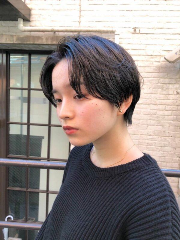 人気のジェンダーレス感がおしゃれな髪型
