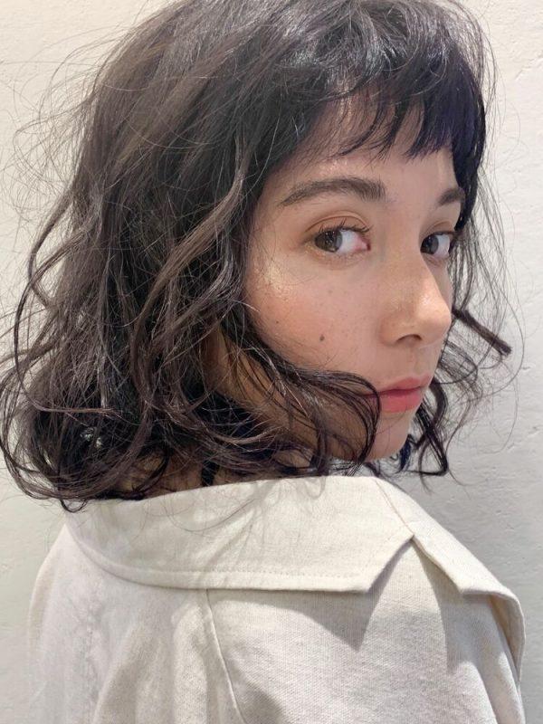 2021年春の最新トレンド前髪8