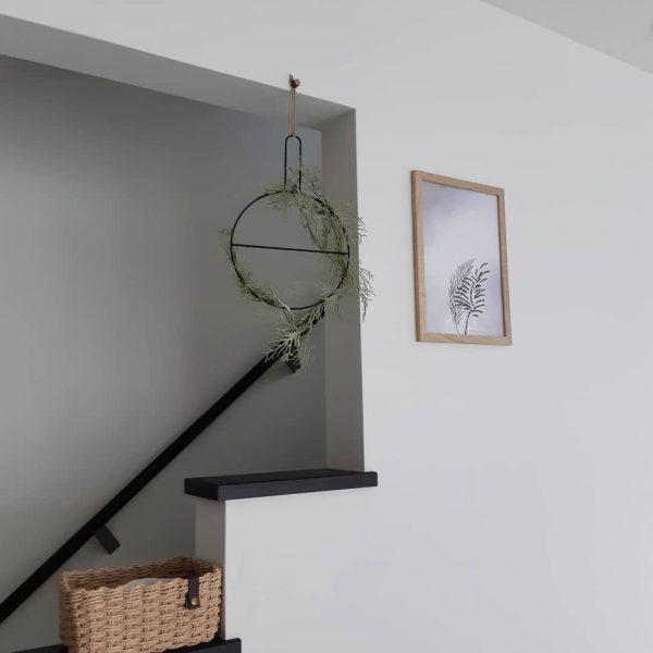 階段周りのおしゃれなインテリア6