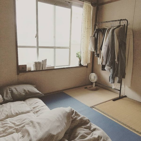 布団 インテリア 男前・塩系4