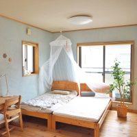 8畳部屋を有効活用できる、ベッドの配置方法。おすすめのレイアウト実例集。