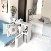 10畳ワンルームのレイアウト特集!広い空間をおしゃれに見せる家具の配置方法♪