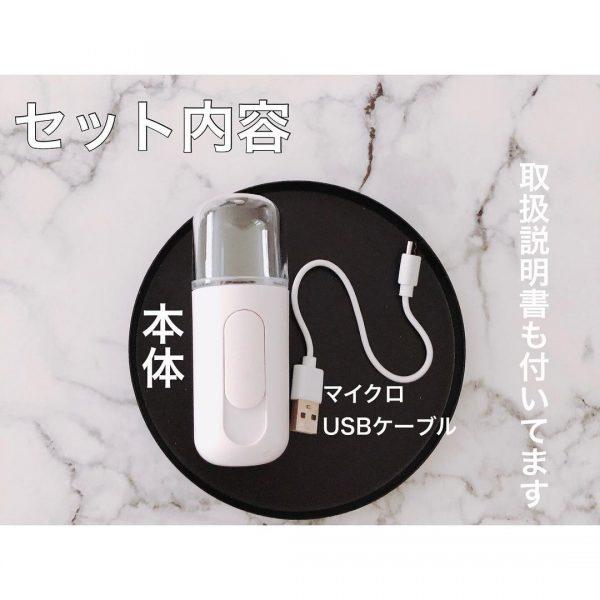 【500円アイテム】ハンディスチーマー2