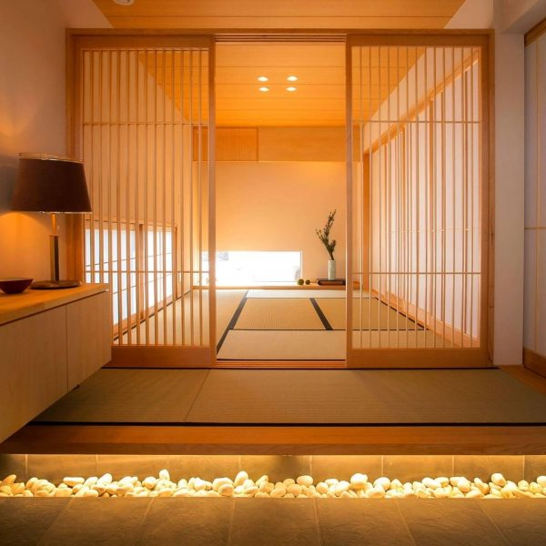旅館のような和室