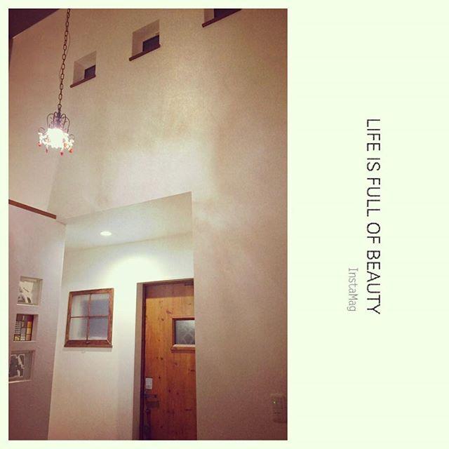 シンプルな玄関のインテリア2