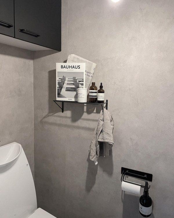 一人暮らしのモノトーン部屋11