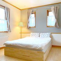 寝室をもっとおしゃれに変えたい!真似したくなる【寝室DIY】アイデア