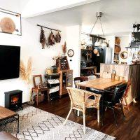 7畳のダイニングキッチンを広く見せるレイアウト!工夫する空間づくりを実例で紹介