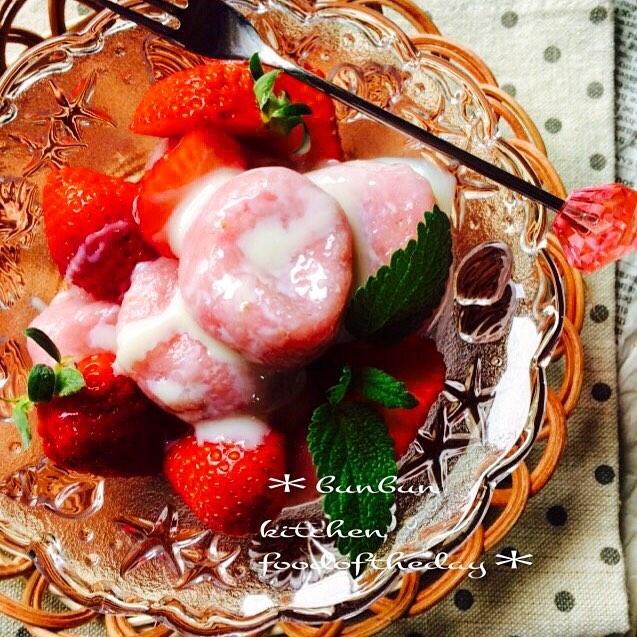 白玉粉の美味しいお菓子レシピ9