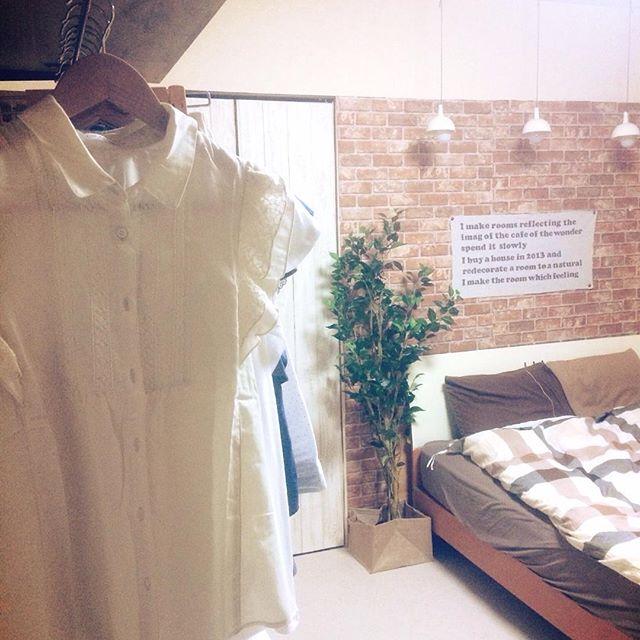 アースカラー インテリア 寝室3