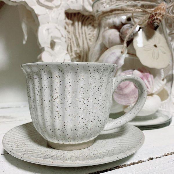 姫系♡マグカップ&ソーサ―