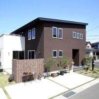 住みたいと思えるシンプルモダンな家の外観特集。おしゃれなスタイリッシュデザイン