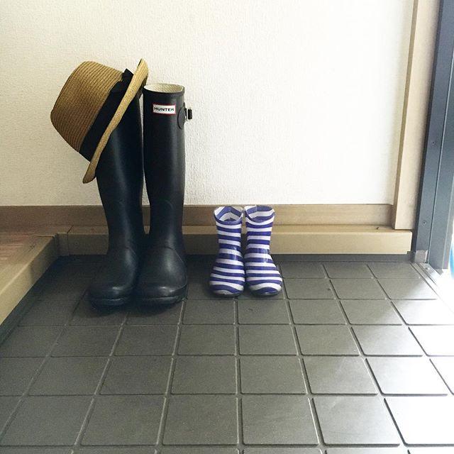 長靴・ブーツの収納アイデア集 見せる5