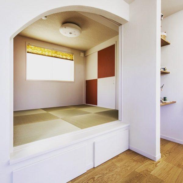 畳コーナーのおすすめ実例13