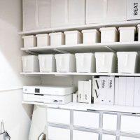 パントリーの収納方法まとめ!使いやすい食品庫作りのコツを大公開♪