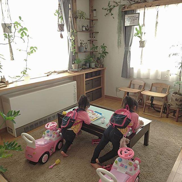 ディアウォールで子供部屋の収納15
