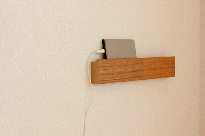 無印 壁に付けられる家具・長押3