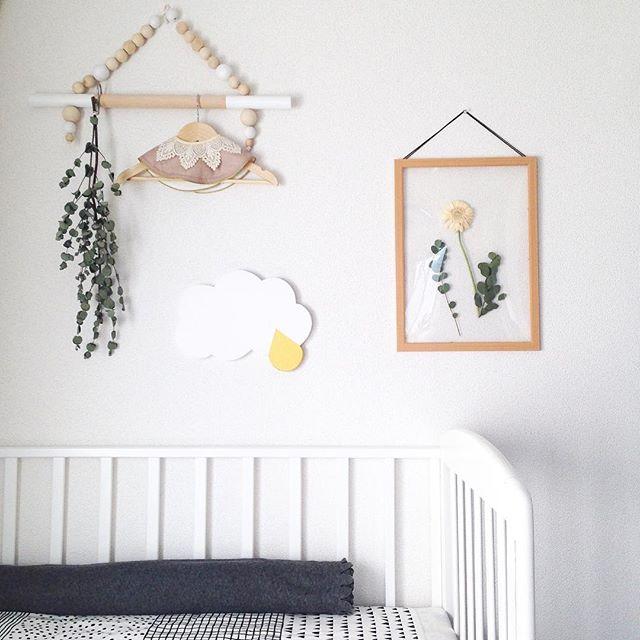 アパートでの赤ちゃんのお部屋作り2