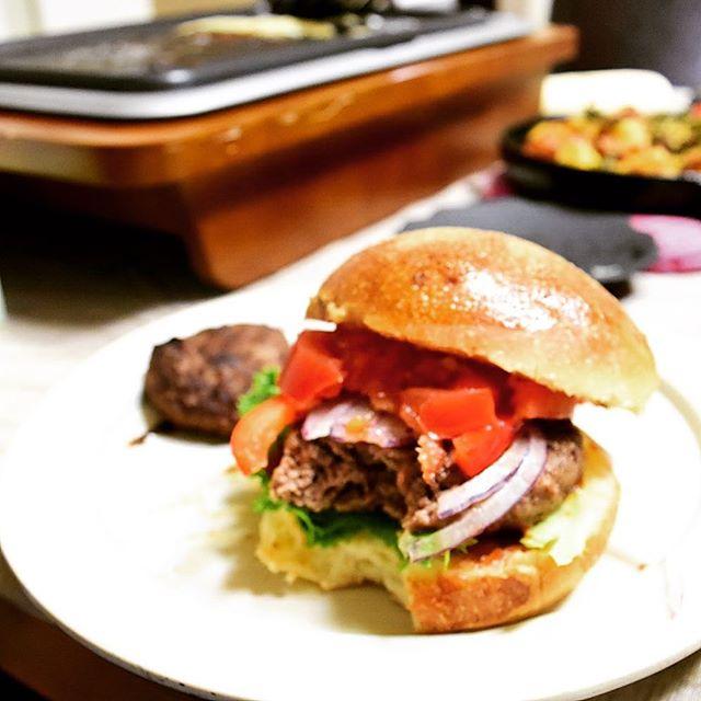 がっつり食べたい!ハンバーガー
