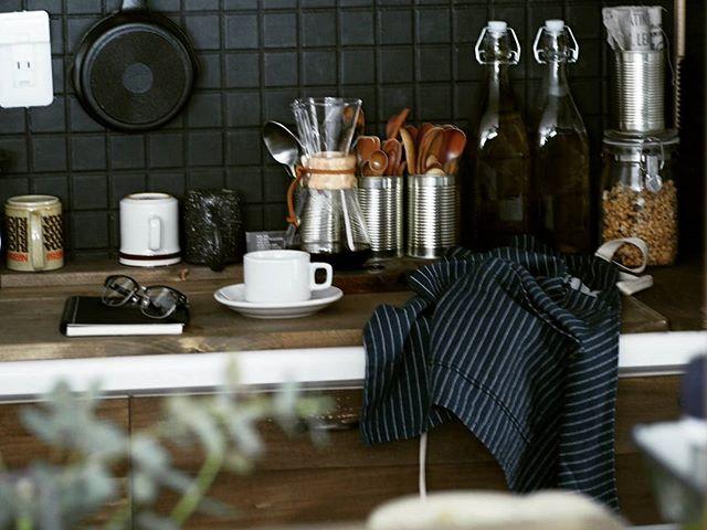 素敵なキッチンインテリア10