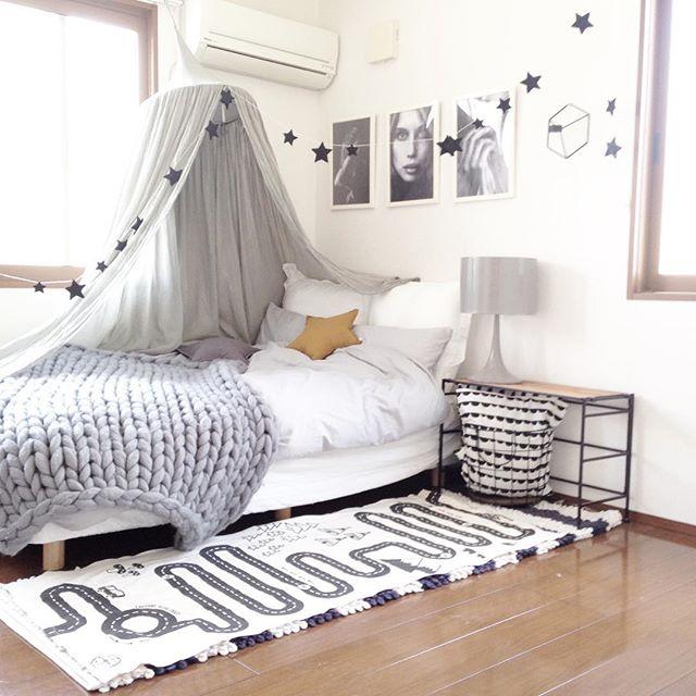 落ち着く寝室12
