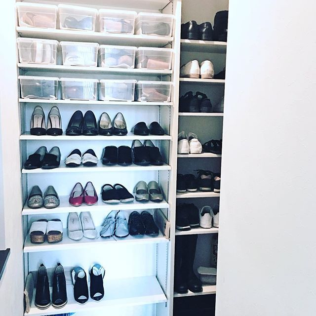 長靴・ブーツの収納アイデア集 しまう2